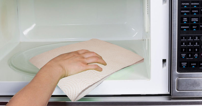 Как очистить духовку без чистящих  средств?